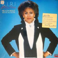 Kiri Te Kanava, N. Riddle And Orchestra - Blue Skies (NM/NM) [B1-1399] vinyl LP