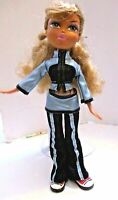 BRATZ DOLL LONG BLONDE HAIR JEANS TOP & JACKET SHOES