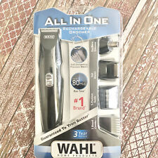 Wahl All In One Rechargeable Hair Trimmer Set Mens 14 Piece with Bag NEW Sealed