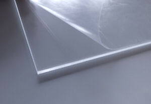 Acrylglas   PMMA XT   transparent   glasklar   UV beständig   4 mm (60x40 cm)