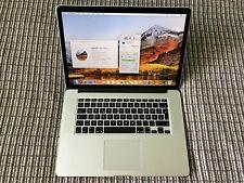 """Apple MacBook Pro 15.4"""" (Retina Display, Mitte 2012) 2.3 GHz 16GB 750GB B324"""