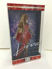 """2002 diva Collection """"Red Hot Barbie Aa"""" Collectors Edition (56708)"""