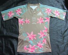 STADE FRANCAIS Paris FRANCE RUGBY away shirt jersey ADIDAS 2007/08 adult SIZE S