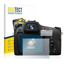2x Sony Cyber-shot DSC-H400 Mate Película De Protección Protector De Pantalla Antirreflejo