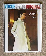 Vintage Uncut 60's Vogue Paris Original Designer Patou Coat Sewing Pattern #2029