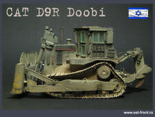 PRO-BUILT 1/35 IDF Caterpillar D9R Doobi dozer model (PREORDER)