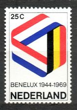 Netherlands 1969 25 years Benelux Mi. 926 MNH