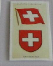 #43 - switzerland flag r card