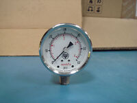 United Instrument Used Pressure Gauge