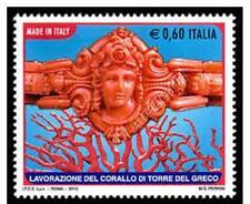 Italia 2010 Corallo di torre del greco MNH