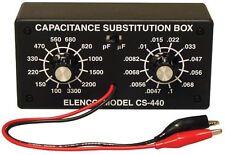 Elenco CS-440 Capacitor Substitution Box (ASSEMBLED )