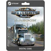 American Truck Simulator Oregon Steam PC Global Digital Key DLC | QUICK SEND!