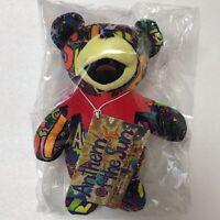 Grateful Dead Japan Exclusive BEAN BEAR Anthem of the Sun Plush Doll Stuffed Toy