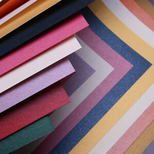 Stardream A4 Pearlescent Coloured 120GSM 5 25, 50 sheets Pearlised Craft *Paper*