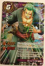 Miracle Battle Carddass One Piece Part 16 Roronoa Zoro 75/77 BR OP16