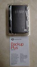 Seagate Backup Plus Slim 4TB External USB 3.0/2.0 Portable Hard Drive (Black)
