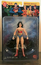 DC DIRECT_JLA Collection Series 1_WONDER WOMAN 6 inch action figure_New_Unopened