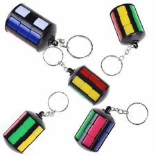 Classic Magic Cube Block Puzzle Speed Cube Educational Puzzles Toys Keychain