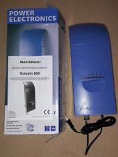 Soladin 600 Mastervolt Wechselrichter  Inverter Netz Einspeisung Solar