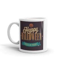 HAPPY HALLOWEEN ZUCCA ALTA QUALITÀ 10oz caffè tè tazza # 7219