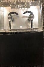NEW Altec Lansing MZW101-BLK WATERPROOF BLUETOOTH IN-EAR EARBUDS + Mic BLACK