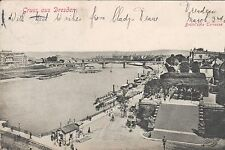 Dresden Posted Single Collectable German Postcards