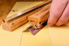 "12"" Jointer / Planer Knife Sharpening Jig - Deulen Tools - New!"