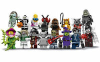 Lego ® Minifigure Figurine Série 14 Monster Fighter 71010 Choose Minifig NEW