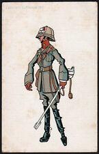 cartolina militare 9° REGGIMENTO LANCIERI DI FIRENZE