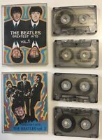 RARE The Beatles Greatest Hits Vol. 1 & 2 Unofficial Release Starling Poland