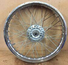 Yamaha XS2 650 XS 2 Front Wheel Rim Hub Project Restoration Classic