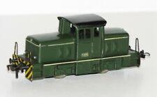 Fleischmann H0 1306 Diesellok grün O&K o. SC273