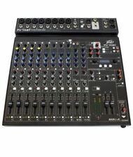 Peavey PV 14bt 14 CH Mixing Desk Mixer Bluetooth FX 2 X USB Media Player