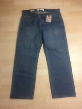 Levi Strauss & Co. 550 Relaxed Blue Jean Boys Size 12 Husky (32x27) Medium Wash