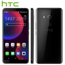 New, HTC U11 Dual Sim,Brilliant Black, 64GB Memory, 4GB Ram, Factory Unlocked.