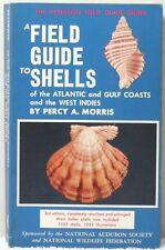 PETERSON FIELD GUIDE TO SHELLS Morris Seashells Atlantic Gulf Coast West Indies