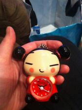 Pucca Club. Com Japanese Style Keyring Clock Anime Cartoon Funny Love