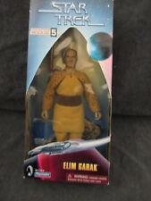 "Star Trek Deep Space Nine - Elim Garak 9"" Action Figure - 1998"