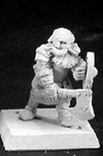 1 x DWARF WARRIORS -WARLORDS REAPER miniature d&d jdr rpg d&d nain hache 06117r