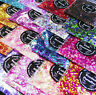 2 Glitter Bags Chunky Mixed Face Body Nail Eye Shadow Festivals Tattoo Cosmetic