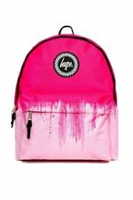 Hype Half DRIPS Backpack Fuschia - Pink Bts19006 Rucksack School Bag