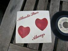 277) Vintage 45 RPM Atlantic Star 1987 Always