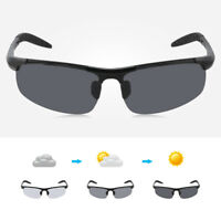LYNX Kansas PH BLACK Photochromic Cycling Driving Fishing Sports Sunglasses