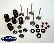 Stainless Steel Intake and Exhaust Valves  Spring Kit YZ 450F 03-09 WR 450 03-14