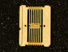 Vintage gold and glass TI Quad AND Gate SN74L00T, The first of the 74XX series