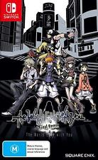 The World Ends With You Final Remix Nintendo Switch Courier Delivery