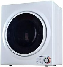 Panda Portable Compact Laundry Dryer, 3.5 cu.ft, 13lbs Capacity,Black and White