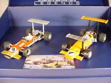 Scalextric Legends Lotus 49 v McLaren M7c High Wing C3544A MB