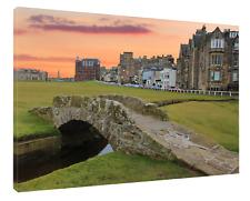 St Andrews Golf Print (6) or canvas print
