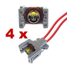 Conector inyector - DIESEL DELPHI DJ70229A-3.5-21 con cable (4 x FEMALE) coche